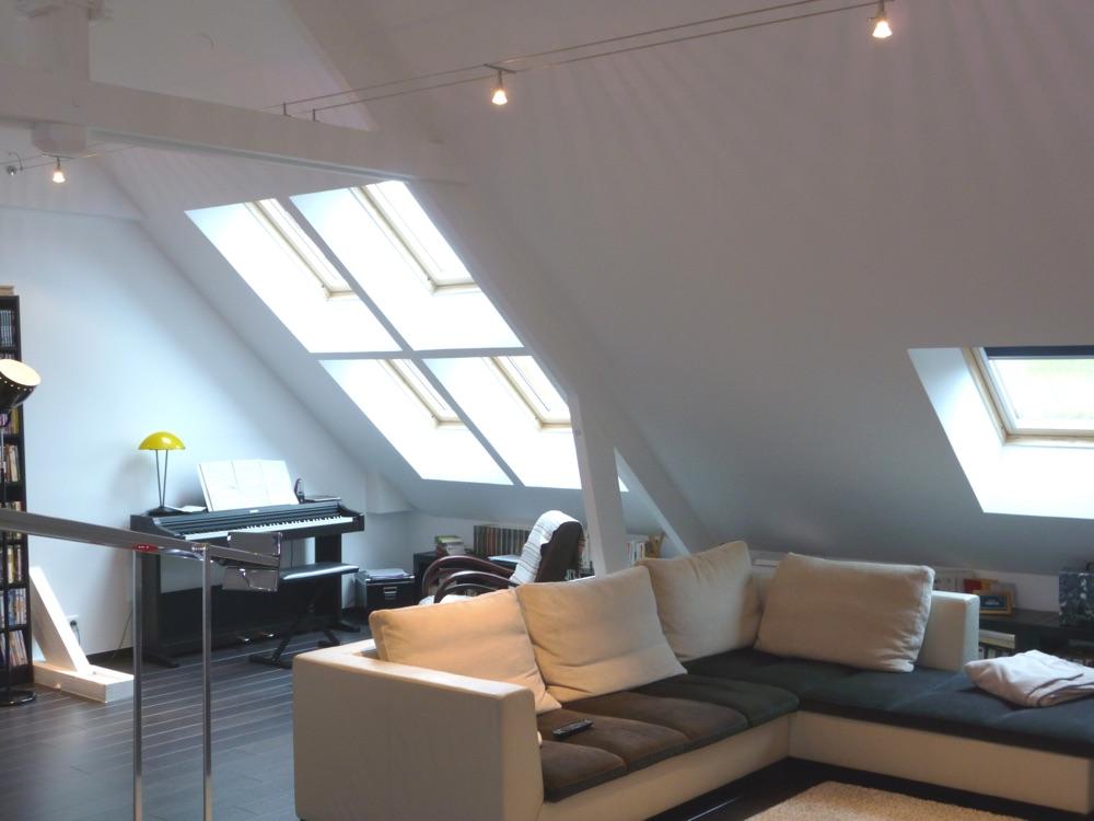 Photo de l'intérieur lumineux d'une maison