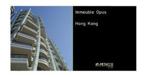 Immeuble Opus à Hong Kong de Frank Gehry