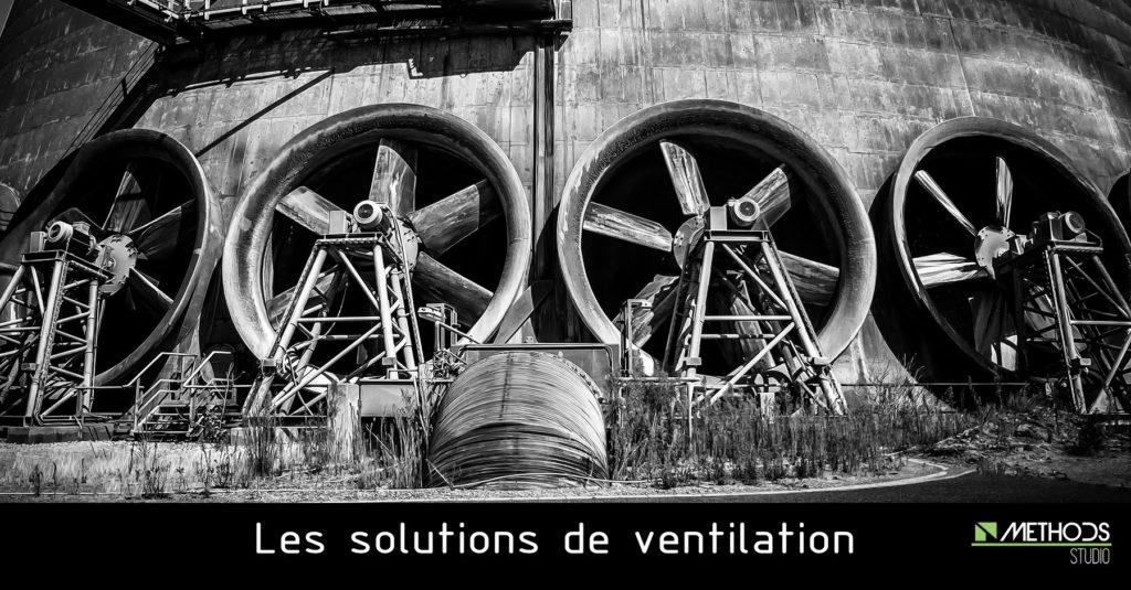 Photo système de ventilation xxl