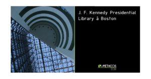 Photo librairie de Boston Ieoh Ming Pei